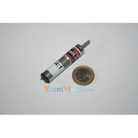 Moto-réducteur Ø12mm 256:1 à train épicycloïdal