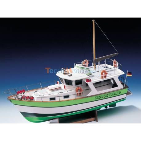 Kit Yacht Nordstrand 1/16 KRICK 21430
