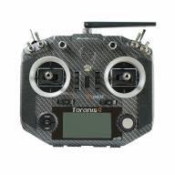 Radio Fr-Sky Taranis QX7S Carbon 2.4Ghz (EU-LBT) + mallette, config Tecnimodel 16-32 voies
