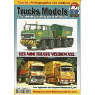 Revue Trucks Models n°3 Novembre/Décembre 2018