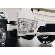 Grilles de protection de feux en métal pour Arocs Tamiya 1/14 LESU G-6175
