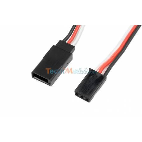 1 Rallonge 15cm Futaba câble 22AWG 0,32mm² GFORCE GF-1100-010