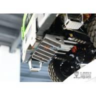 Sabot de Protection avant sous pare-choc pour MAN LESU G-6190