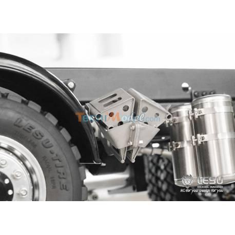 Cales de roues en acier LESU G-6188