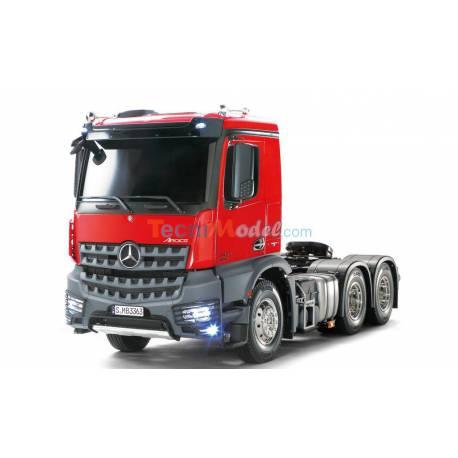 Camion RC 1/14 Mercedes Arocs 3363 6x4 RTR TAMIYA 23802
