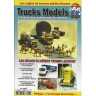 Revue Trucks Models n°5 Mars/Avril 2019