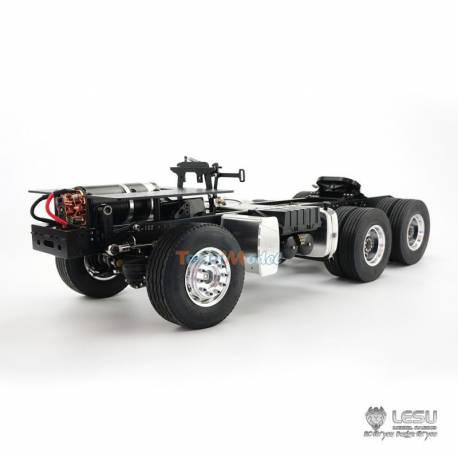 Châssis tracteur 6x6 LESU pour MAN Tamiya