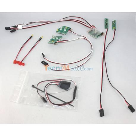Kit complet Arocs AV/AR Kotronik Kotronik KTF-ARO-2