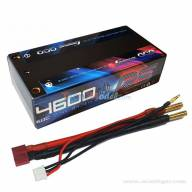 LIPO 60C 4600MAH 7.4V HC B FT ShortyLIPO 60C 4600MAH 7.4V HC B FT Shorty AVIO&TIGER 60C46002S2P29R