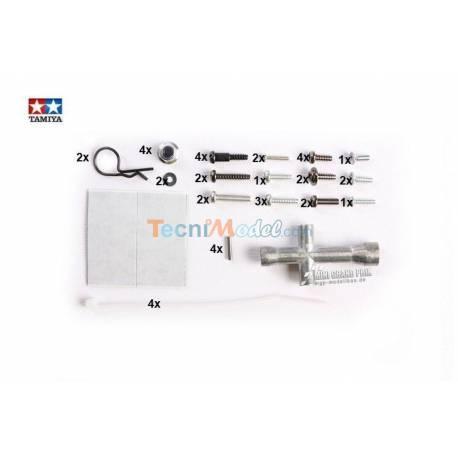 Tamiya Sachet C TT-01 9400690 TAMIYA 9400690