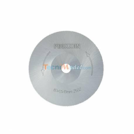 Proxxon 28730 circulaire lame de scie 80 mm