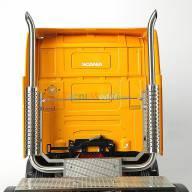 Echappement double pour camion RC 1/14 LESU G-6216