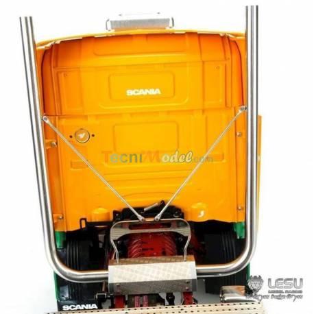 Echappements Verticaux pour camion RC 1/14 LESU G-6215