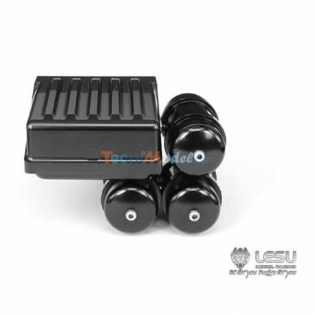 Caisson batterie et Réservoirs d'air LESU G-6011-B