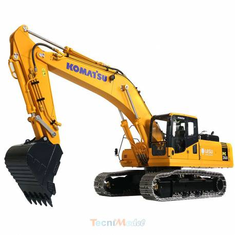 Excavatrice Hydraulique RC Komatsu PC360 LESU 1/14 réf : BA-B0002