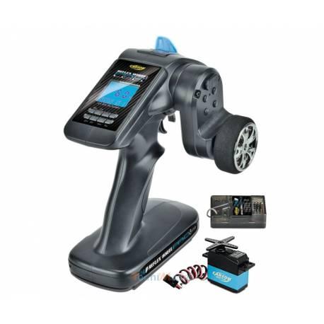 Radio ReflexWheel Pro3 LCD 2.4G waterproof CARSON 500500056