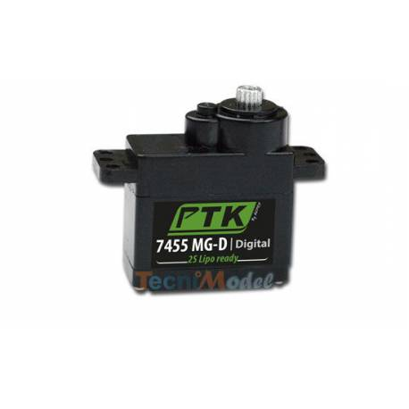 Micro Servo Numérique 7455 MG-D (4.2kg / 0.13s)