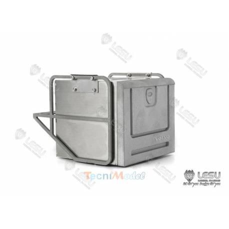Caisson latéral en métal pour Volvo 1/14 LESU G-6231