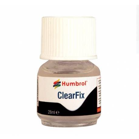 Clearfix Flacon 28ml HUMBROL AC5708