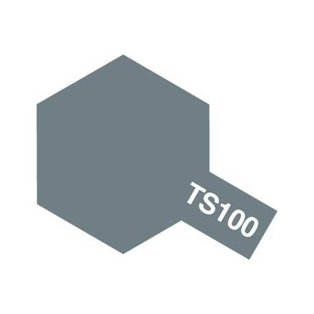 Tamiya TS100 Gun Metal Clair TAMIYA 85100