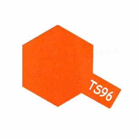 Tamiya TS96 Orange Fluo TAMIYA 85096