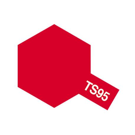 Tamiya TS95 Rouge Pur Métallisé TAMIYA 85095