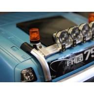 2 Supports pour gyrophares pour Volvo FH16 SERVONAUT HRKL
