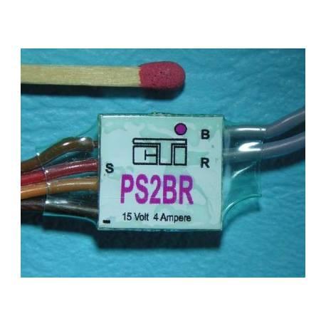PS2BR Module feux de stop et de recul