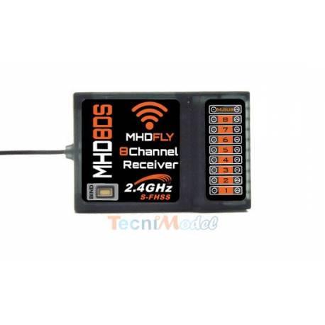 Récepteur MHD8DS pour radio MHD8X