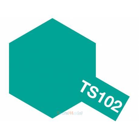 Tamiya TS102 Vert Cobalt brillant TAMIYA 85102
