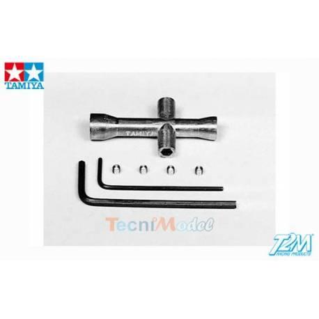 Set d'outils TAMIYA 50038