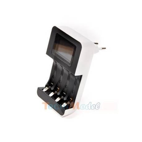 Chargeur de batteries Smart charger LCD