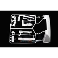 Grappe H déflecteur de toit et autres pièces pour Mercedes 1850L