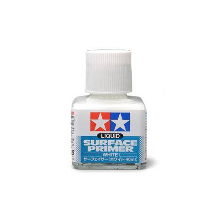 Appret Blanc Liquide Tamiya 87096