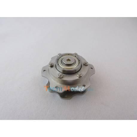 Articulation d'essieu avant pour remorque 1/14 - 1/16 Scale-Parts SP-03-04-028