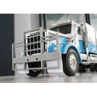 Pare-Buffle LESU GW-K013 en acier au look australien pour camion RC américain Tamiya 1/14