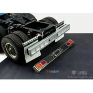 Pare-chocs arrière pour camion RC américain Tamiya 1/14 réf : GW-K002
