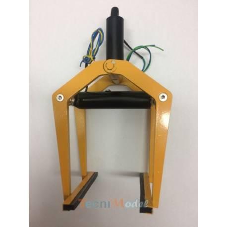 Pince à palette électrique SICON pour grue Palettenzange