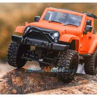 Mini crawler 4x4 Orange 1/14 avec arceau MHDPRO / Scientific France Z8402