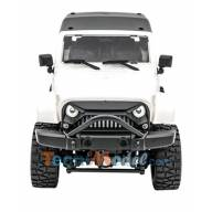 Mini crawler 4x4 Blanc 1/14 avec Hard Top MHDPRO / Scientific France Z8403