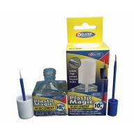 "Colle 10sec pour plastiques ""Plastic Magic"" 40ml - KRICK 44119 - DELUXE Materials AD83"