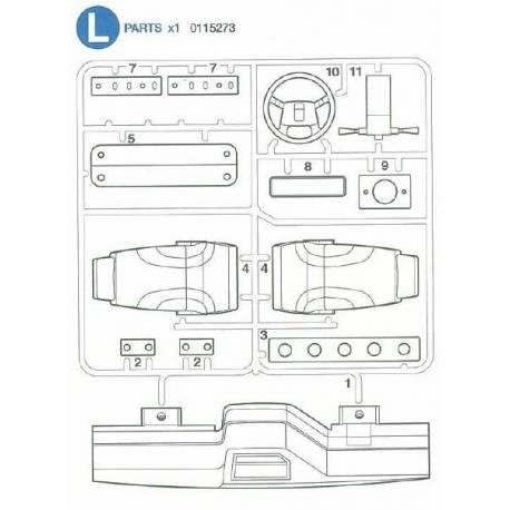 Grappe L Volvo 56312