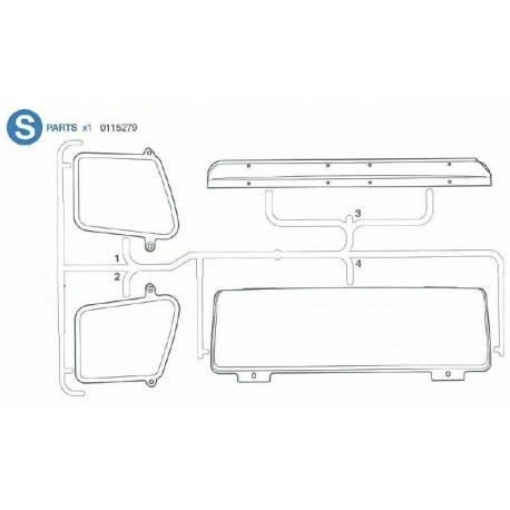Grappe S Volvo 56312