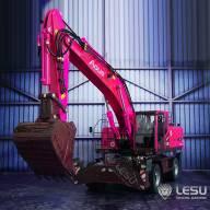 Excavatrice à roues hydraulique LESU ET30H 1/14 - Réf : RD-A0006