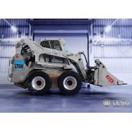 Mini Chargeur à roues 1/14 Aoue-LT5H LESU - Réf : RD-A0008