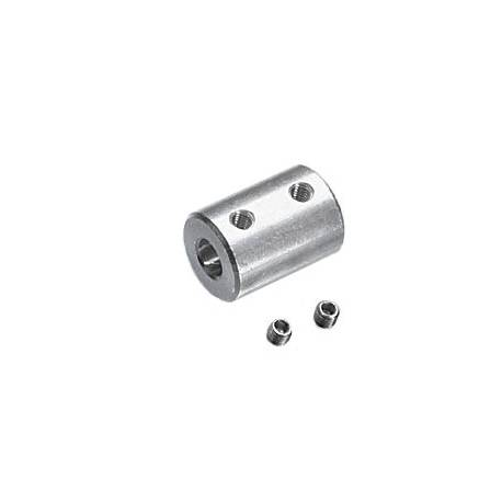 Accouplement rigide 3.17mm / 4mm RoMarin ro1447