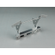 Support de cabine articulé pour Mercedes Actros Tamiya 1/14 Thicon Models 50354