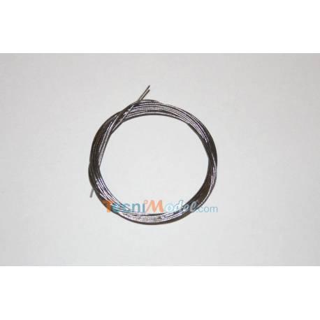 CABLE acier inox 0,5mm / 2 mètres