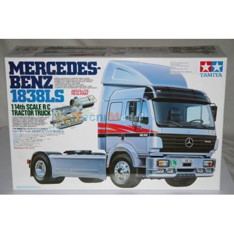Mercedes 1838LS Tamiya 56305