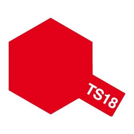 TS18 Rouge métallisé